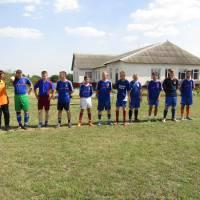 Футбольний турнір до Дня селища