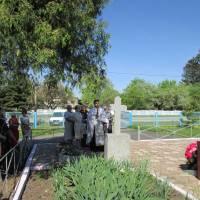 памятник загиблим воїнам в роки ВВВ