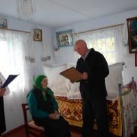 нагородження Грамотою  Війтовецької селищної ради