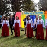 Виступ на театралізованому народному святі«Великоднє диво писанки» 2018 в Чорноострівській громаді