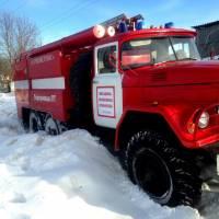пожежна команда на виїзді