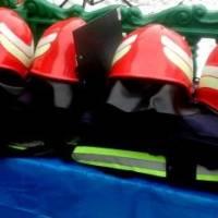 бойовий одяг пожежного