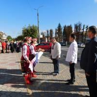 Візит представників Зарасайського районного самоврядування до Чемеровецької громади