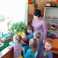 Робочий візит до Княгининського закладу дошкільної освіти