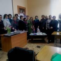 «Актуальні питання діяльності бібліотек в умовах адміністративно-територіальної реформи»