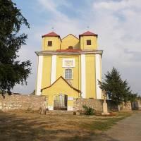 Костел Непорочного Зачаття Богоматері с. Жванець