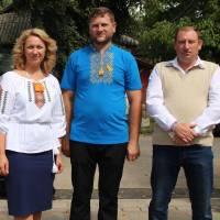 Святкування 26-ї річниці Дня Незалежності України