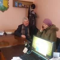 Проведення наради в селі Киликиїв