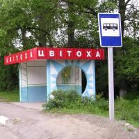 Село Цвітоха