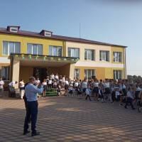 Свято знань в Улашанівському та  Миньковецькому НВК