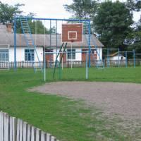 Шкільний стадіон