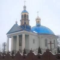 Церква Преображення Господнього в селі Старий Остропіль