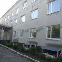 Лікарня в селі Старий Остропіль
