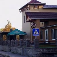 Центр села Старий Остропіль, маркет