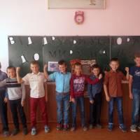 Олімпійський урок у Клинівській ЗОШ І-ІІІ ступенів