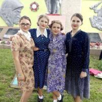 Концерт до Дня Перемоги над нацизмом у Другій світовій війні в с. Юринці