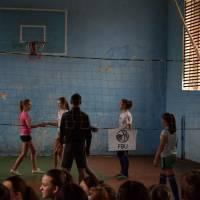 Streetball серед дівчат у Сатанівській ЗОШ