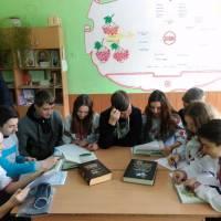 Свято рідної мови у Клинівській ЗОШ І-ІІІ ступенів