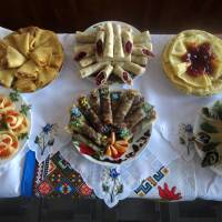 Свято «Масляна прийшла» у Клиновому