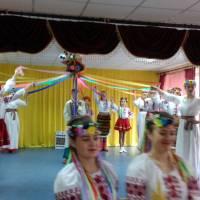 Відкриття III етапу 4 всеукраїнської олімпіади з польської мови