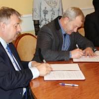 Підписання Меморандуму про співпрацю