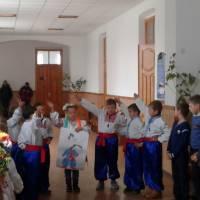 День захисника України, Іванковецький НВК
