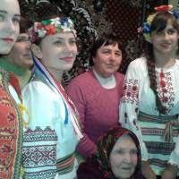 Ювілей матері-героїні , жительки с. Клинове Повх Надії Григорівни