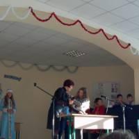 Новорічне свято у Сатанівській ЗОШ