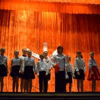 Святкування 72-річниці перемоги над нацизмом у Другій світовій війні смт Сатанів
