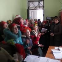 Клинівчани щедро надсилають Різдвяні вітання