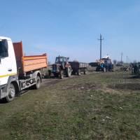 Прибирання кладовища (4)