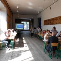 Перше засідання робочої групи з питань просторового планування