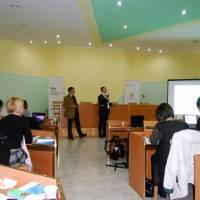 Засідання робочої групи з просторового планування
