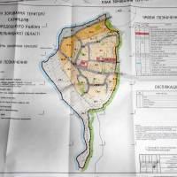 План зонування території с. Кринцілів