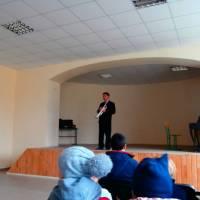 Виступ музикантів Теребовлянського культпросвітнього училища
