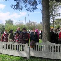Громадська панахида в с. Юринці (2)