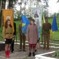 Громадська панахида в с. Клинове (2)