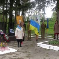 Громадська панахида в с. Клинове (3)