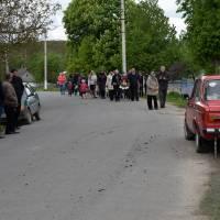 Громадська панахида в с. Іванківці (1)