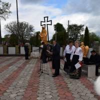 Громадська панахида в с. Іванківці (2)