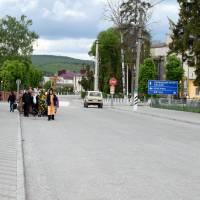 Громадська панахида в смт Сатанів (2)
