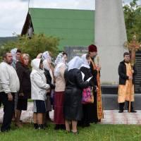 Громадська панахида в смт Сатанів (29)