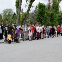 Громадська панахида в смт Сатанів (4)