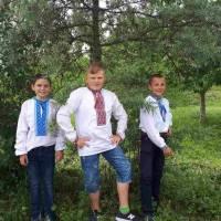 День вишиванки Клинівська ЗОШ (1)