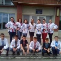 День вишиванки Клинівська ЗОШ (10)