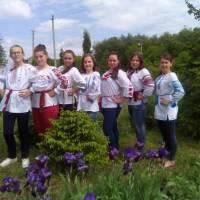 День вишиванки Клинівська ЗОШ (14)