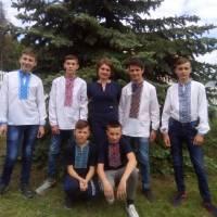 День вишиванки Клинівська ЗОШ (15)