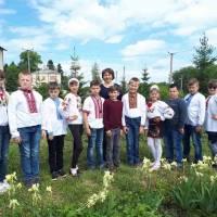 День вишиванки Клинівська ЗОШ (17)