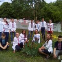 День вишиванки Клинівська ЗОШ (23)