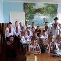 День вишиванки Клинівська ЗОШ (24)